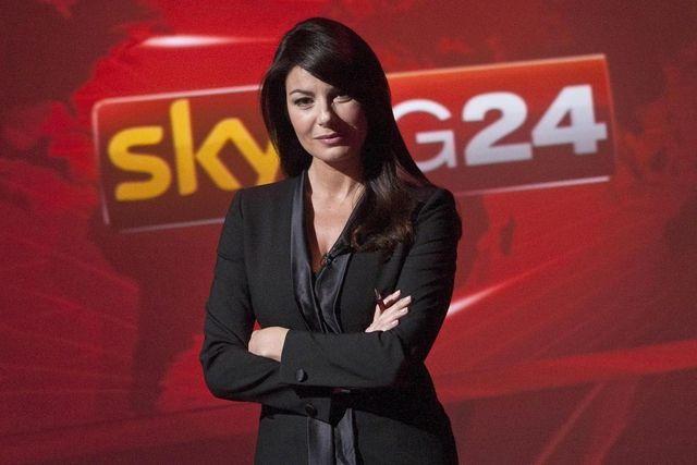 Ilaria D'Amico: 'Gigi Buffon e Alena Seredova? Per me è un momento duro'