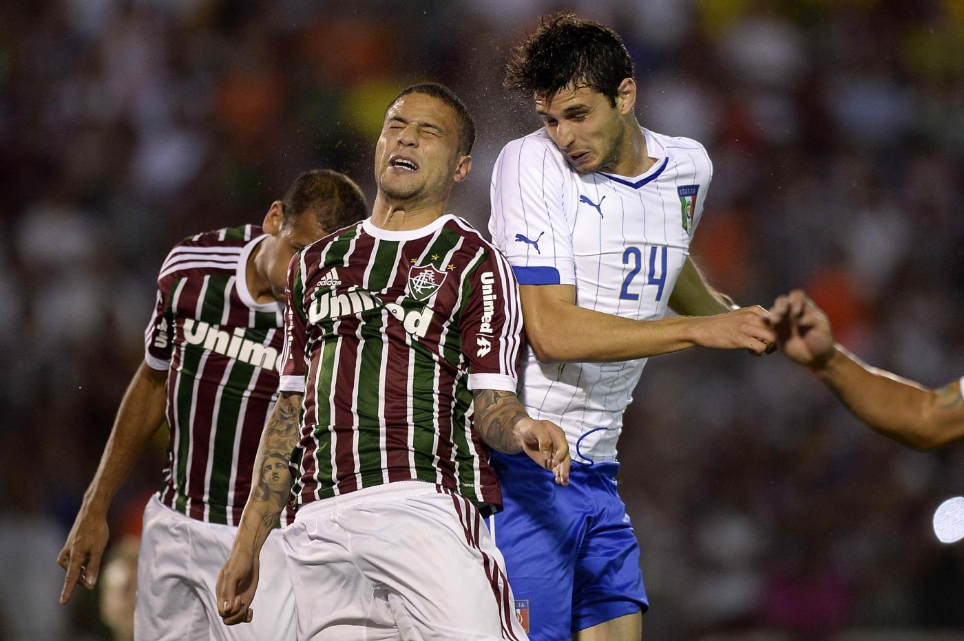 Italia vs Fluminense 5-3: ancora problemi con la difesa