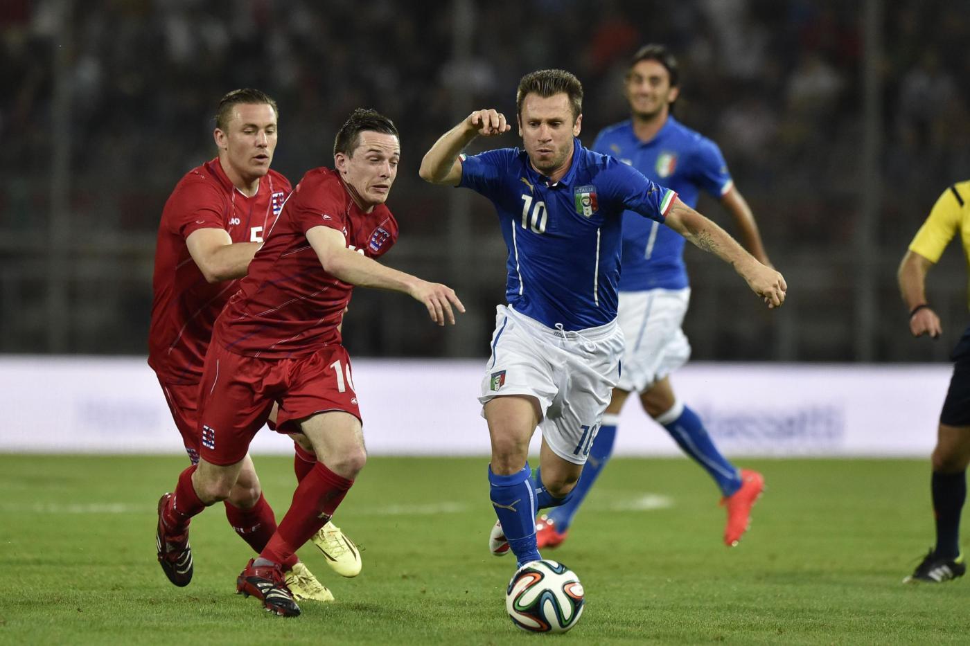 Italia vs Lussemburgo 1-1: che delusione l'amichevole pre-Mondiali