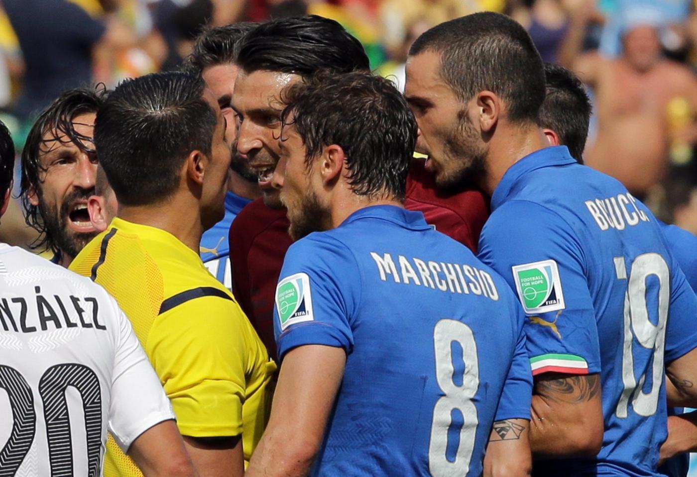 Italia Uruguay: probabili formazioni e dove vederla in diretta TV e in streaming