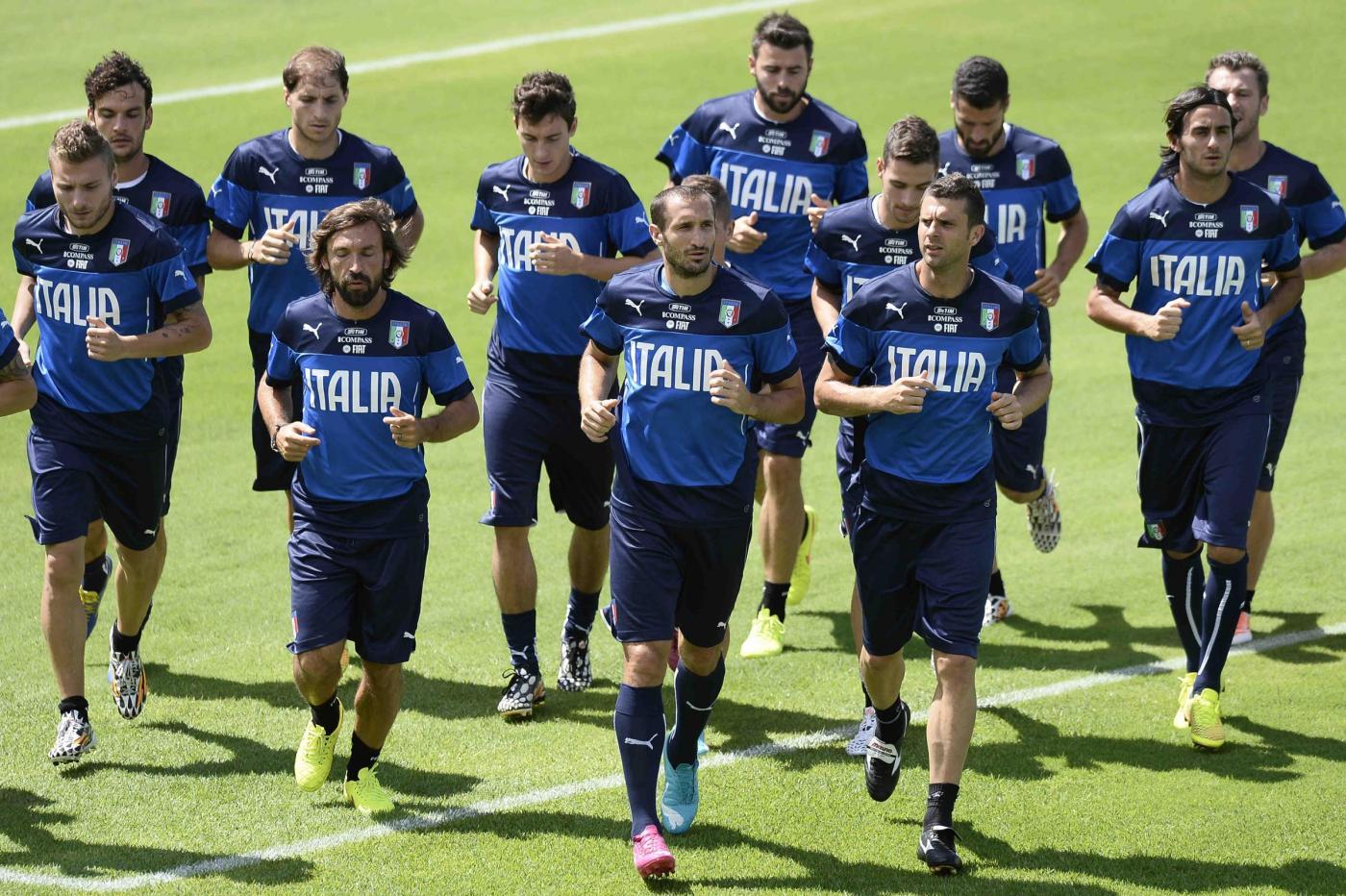 Mondiali 2014: Italia vs Uruguay, precedenti e quote