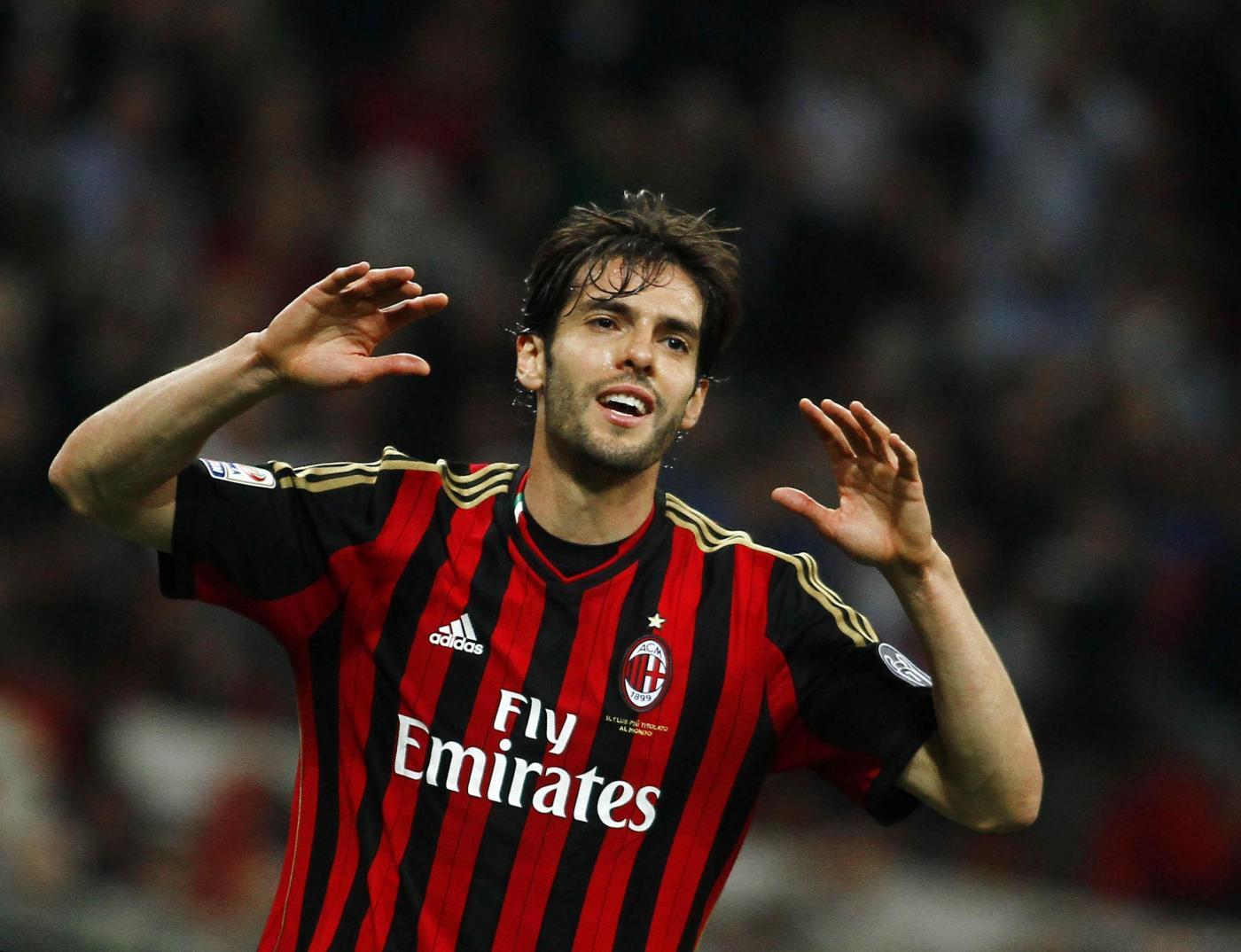 Kakà lascia il Milan e va a Orlando via San Paolo