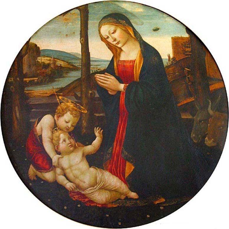 La Madonna dellUfo