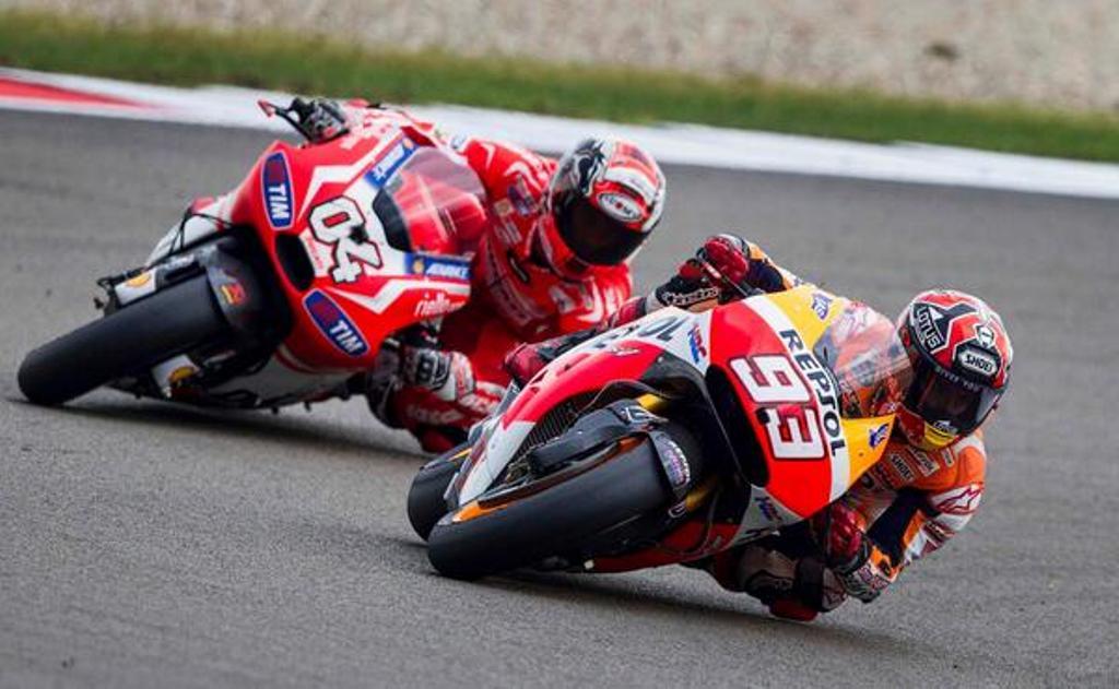 MotoGP Assen 2014, la gara: Marquez vince sotto la pioggia