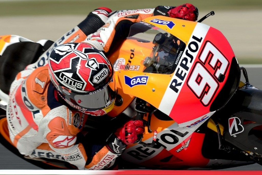MotoGP Barcellona 2014, la gara: Marquez Re di Spagna
