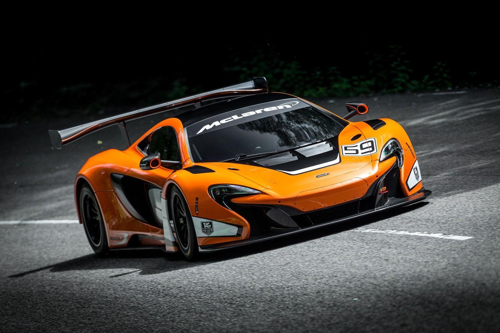 McLaren 650S GT3: prezzo e scheda tecnica