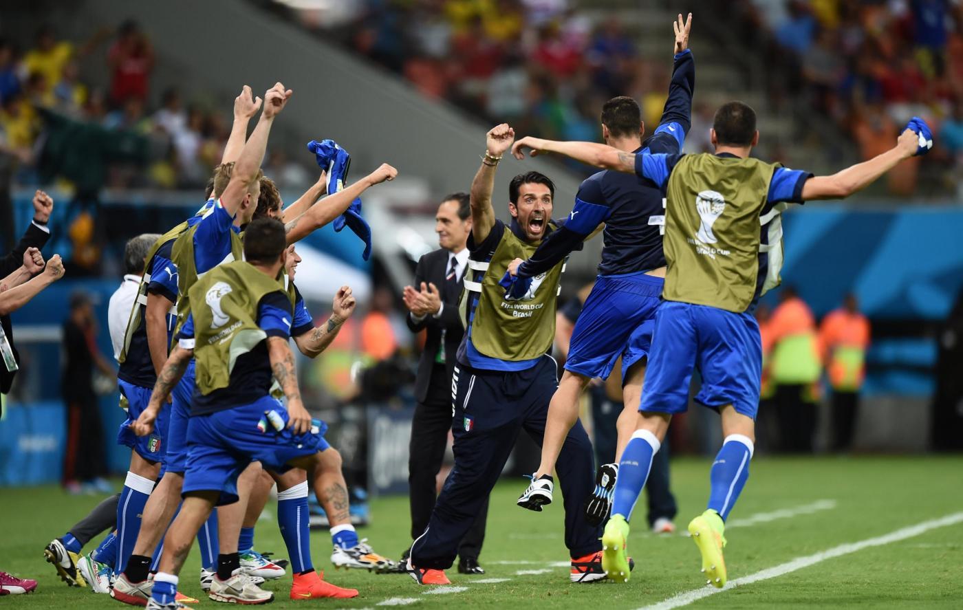 Mondiali 2014: Italia vs Inghilterra, le pagelle del match