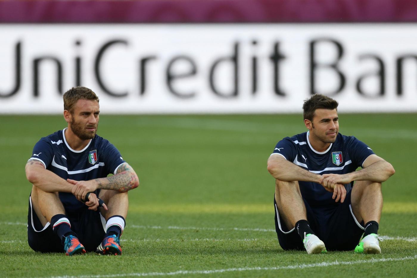 Mondiali Brasile 2014 Buffon e Barzagli