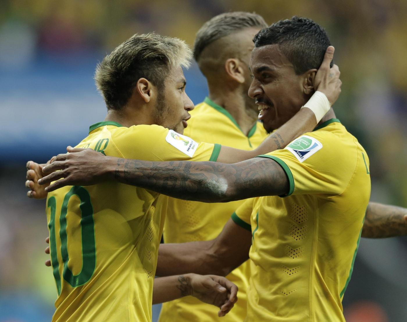 Mondiali 2014, Brasile-Camerun 4-1: Neymar show, ora il Cile