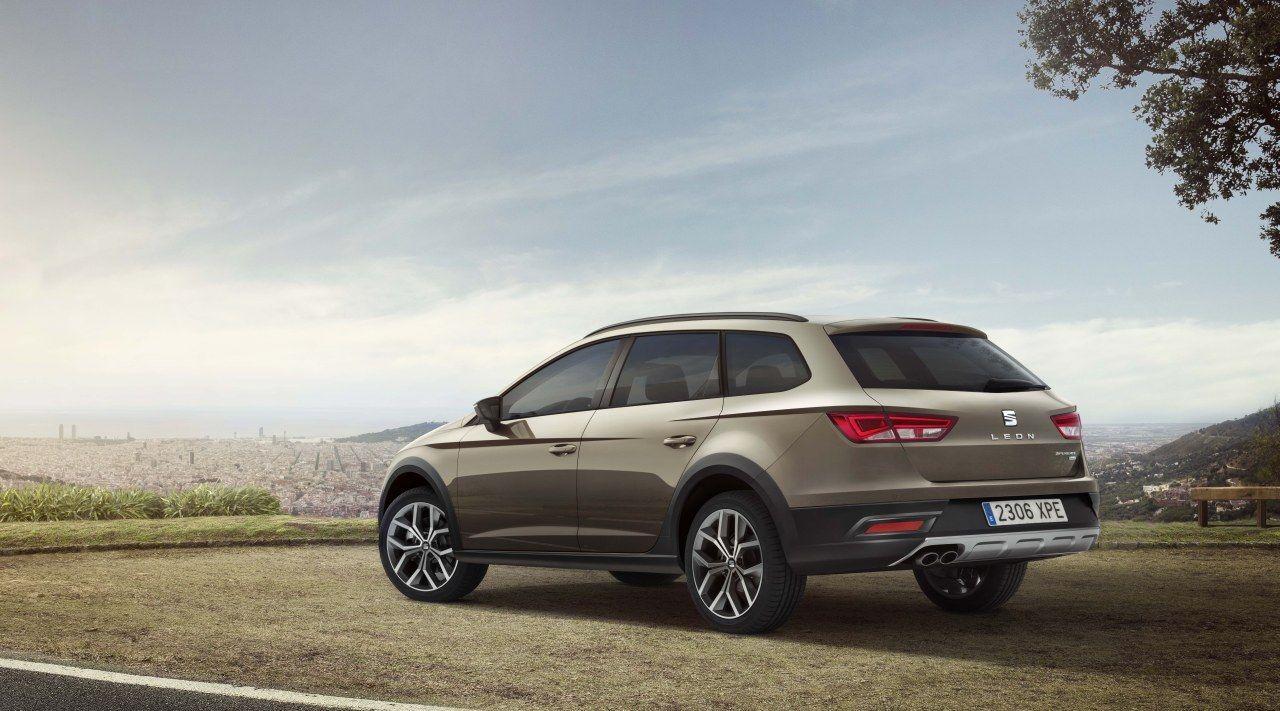Seat Leon X-Perience: station wagon dall'animo fuoristrada