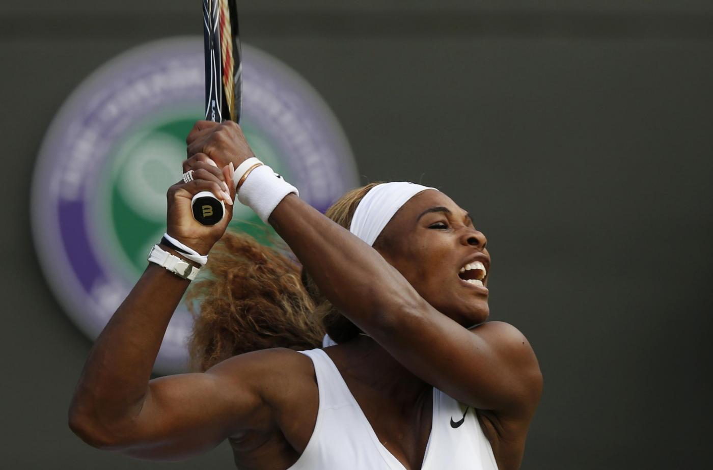 Serena Williams eliminata Wimbledon 2014