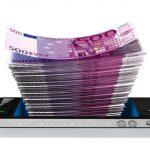 Hitech: gli italiani spendono il doppio di francesi e tedeschi