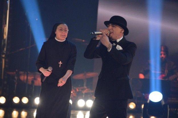 Suor Cristina e J-Ax