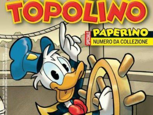 Paperino fa 80 anni: Disney e Topolino festeggiano con un numero speciale