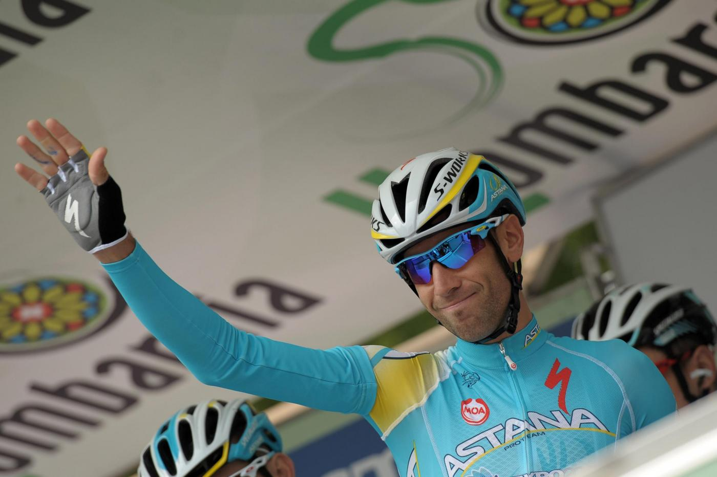 Vincenzo Nibali campione italiano 2014