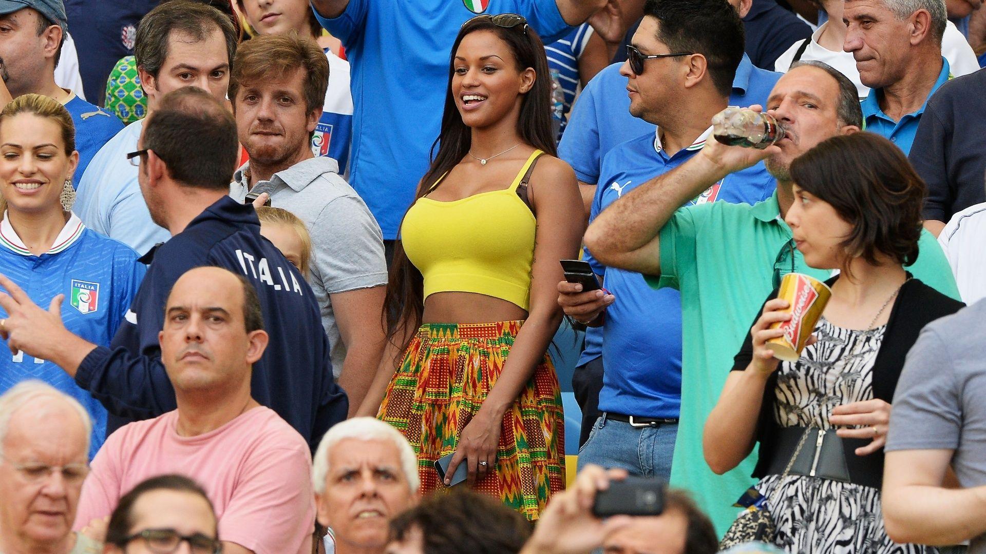 Mondiali 2014: le Wags italiane più belle da Fanny alla D'Amico