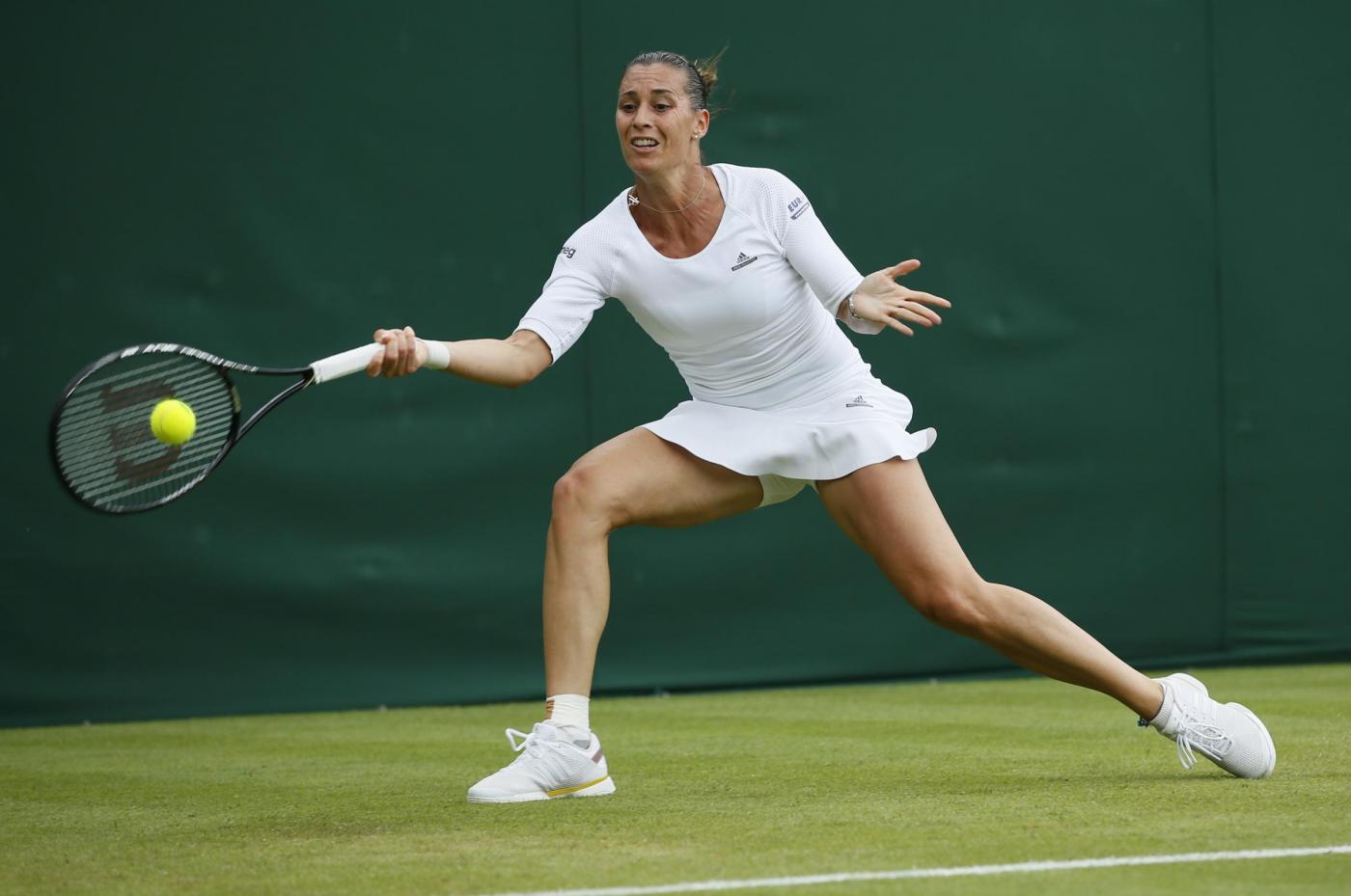 Wimbledon 2014 Pennetta