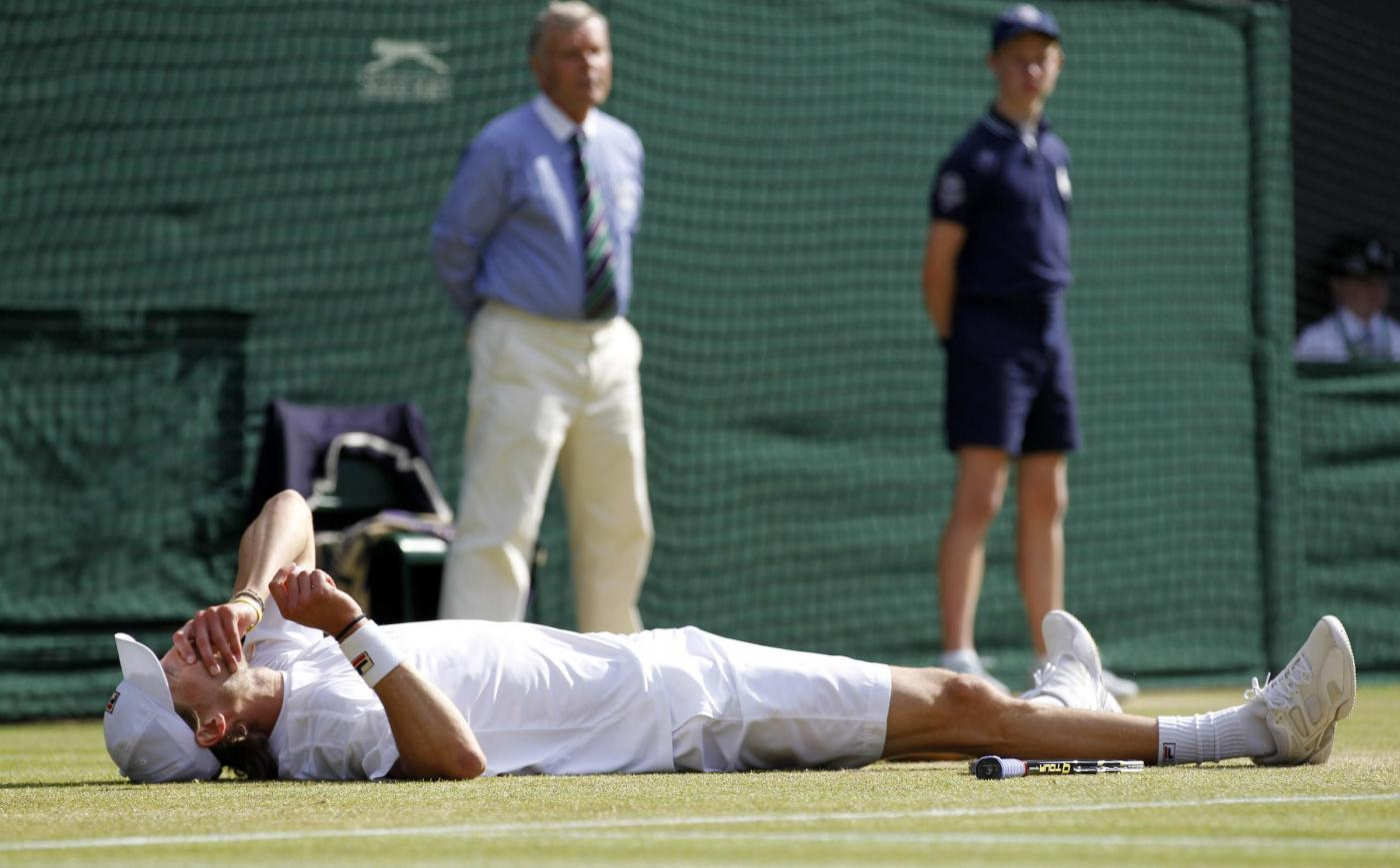 Wimbledon 2014 Seppi