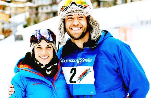 Zachary Levi e Missy Peregrym