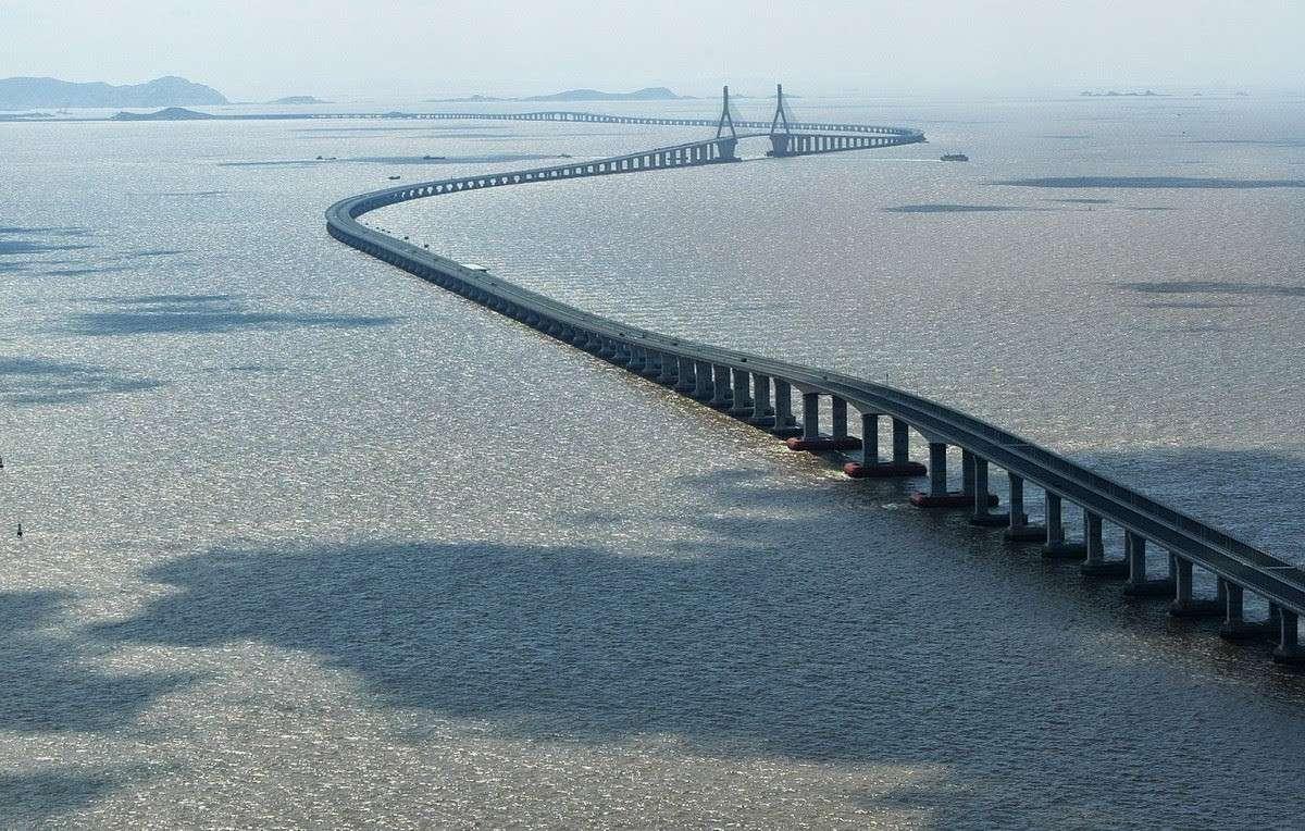 La classifica dei ponti più lunghi al mondo [FOTO]