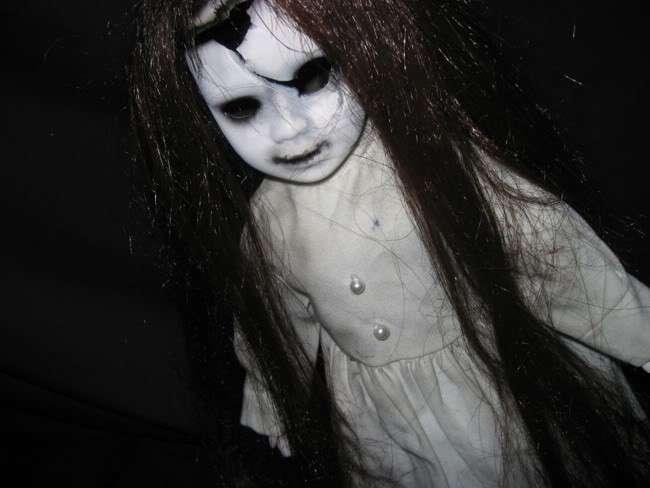 Le bambole più spaventose del mondo