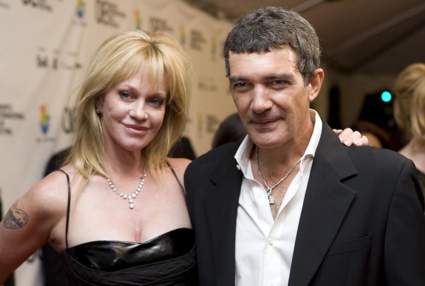 Melanie Griffith e Antonio Banderas: divorzio e battaglia legale per i 3 cani