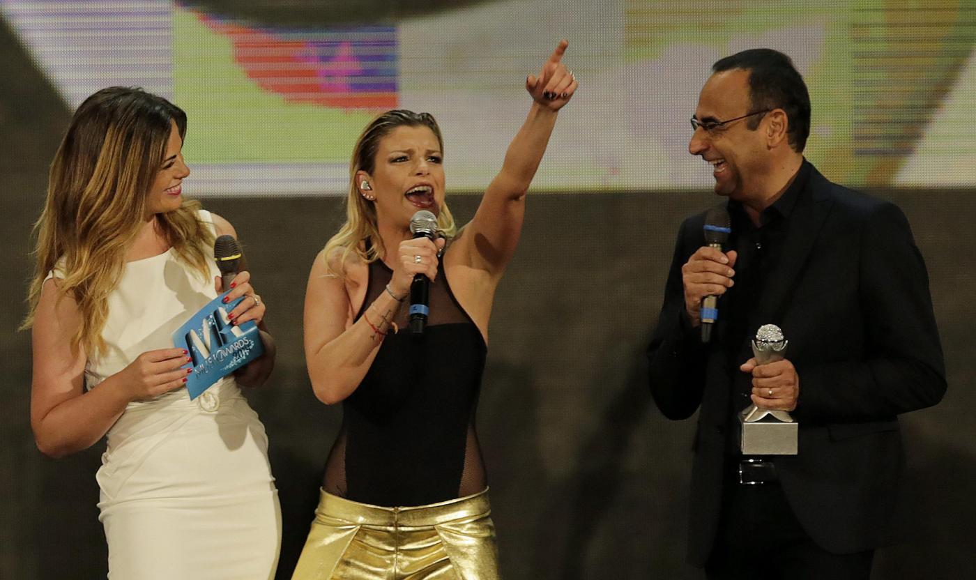 Music Awards 2014: vincitori, video e foto dei premi musicali italiani