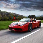 """Ferrari 458 Spider: render della versione """"Speciale"""""""