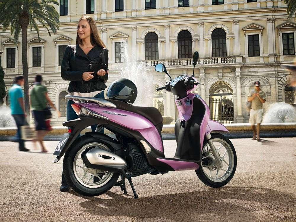 Scooter per donne: prezzi, modelli e caratteristiche