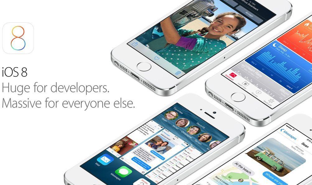 iOS 8: tutto sul nuovo sistema operativo Apple