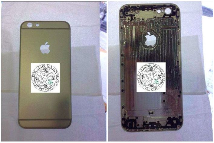 iPhone 6 ultime immagini rubate