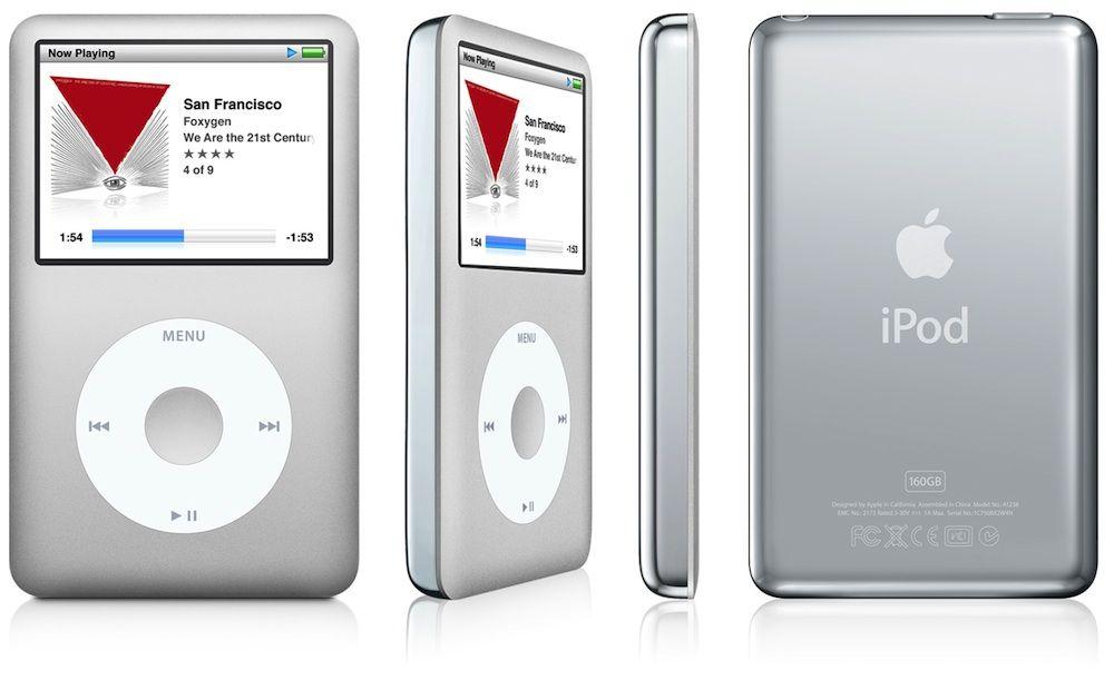 iPod Classic 'uccisi' da Apple per mancanza di componenti