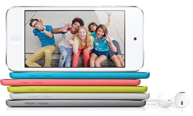 iPod Touch colori