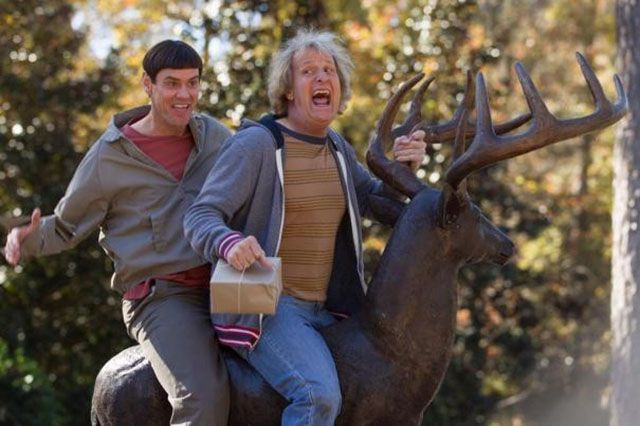 Scemo & più Scemo 2: trailer italiano e trama e del sequel con Jim Carrey e Jeff Daniels