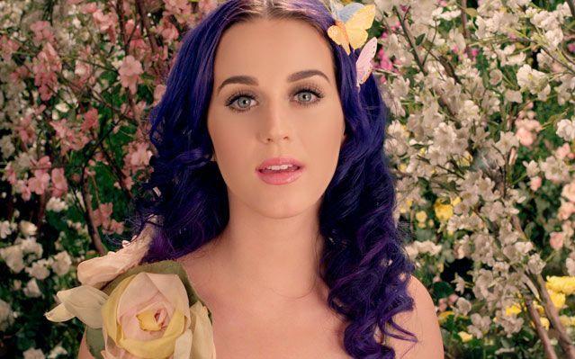 Katy Perry miglior cantante nell'era del digitale: venduti 72 milioni di singoli
