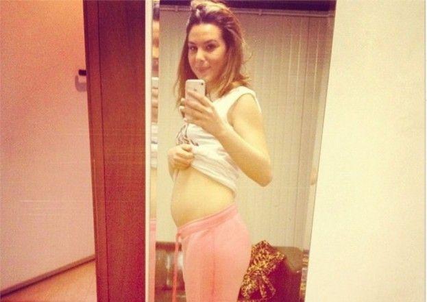 Micol Olivieri è incinta di una femmina: svelato il nome di sua figlia