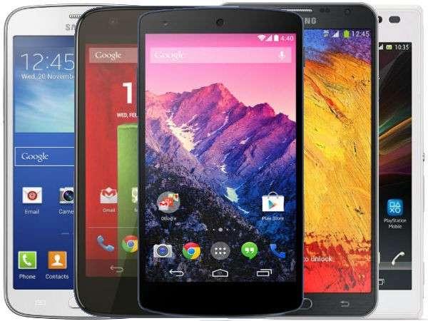 I 5 migliori smartphone del 2014: le scelte migliori per l'acquisto