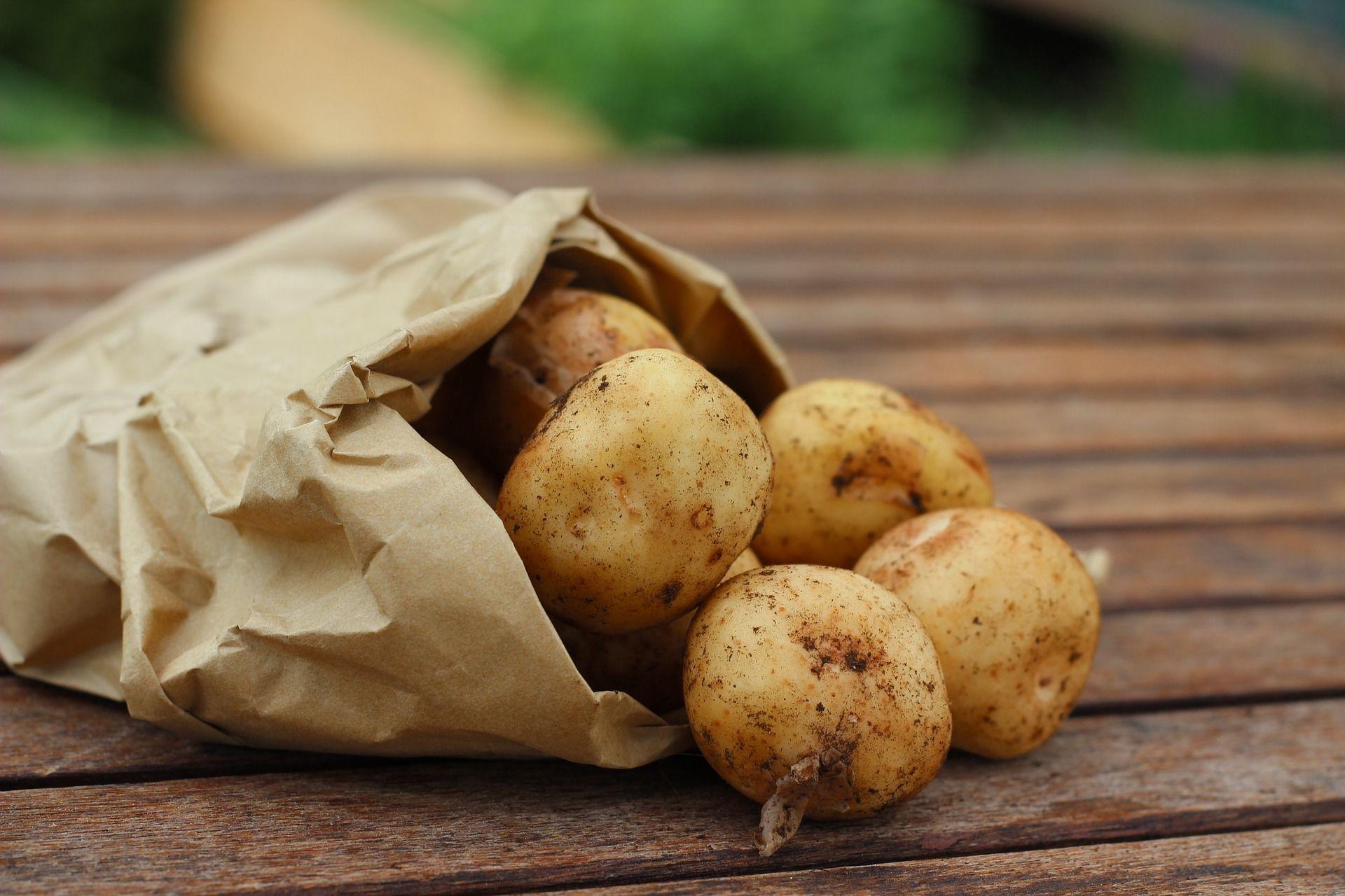 patata rimedi naturali scottature