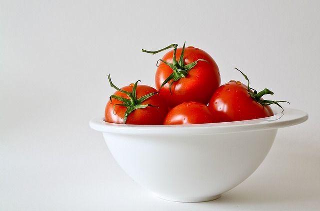 pomodori cibi caldo