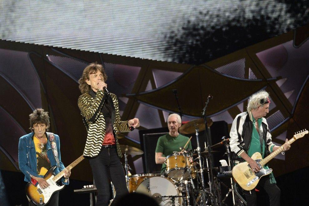 Rolling Stones a Roma: foto, video e scaletta del concerto dell'anno