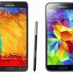 Samsung Galaxy S5 vs Note 3: quale conviene di più?