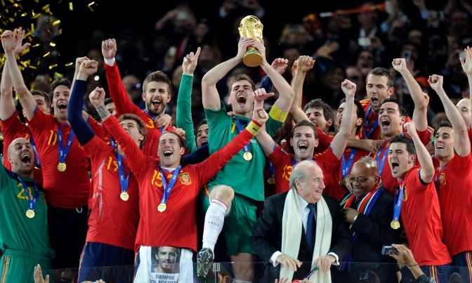 Quiz Spagna Calcio: quanto conosci la Roja?