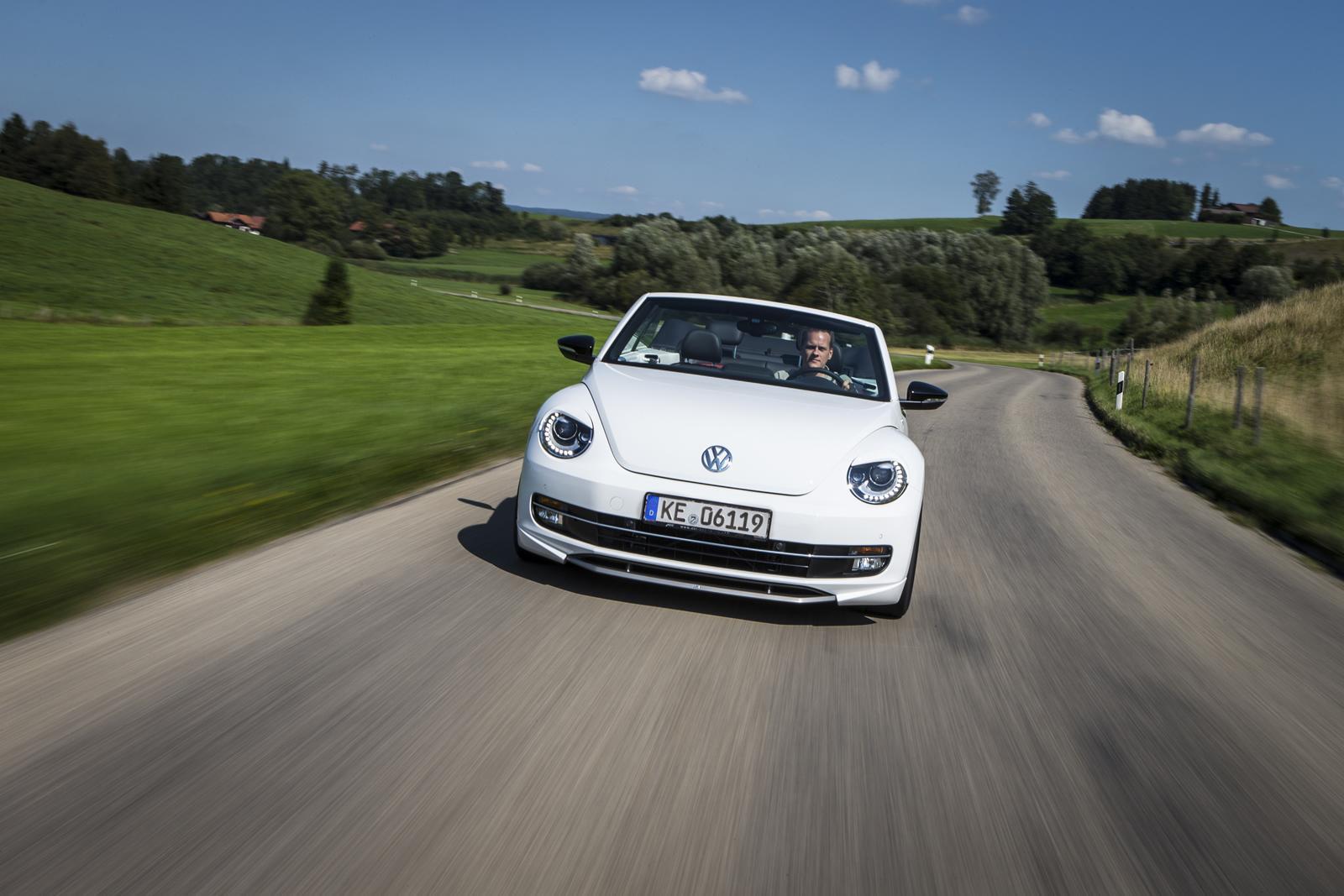 Tuning Volkswagen Beetle Cabriolet by ABT: più grinta per il Maggiolino