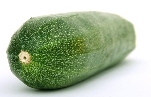 zucchine cibi caldo