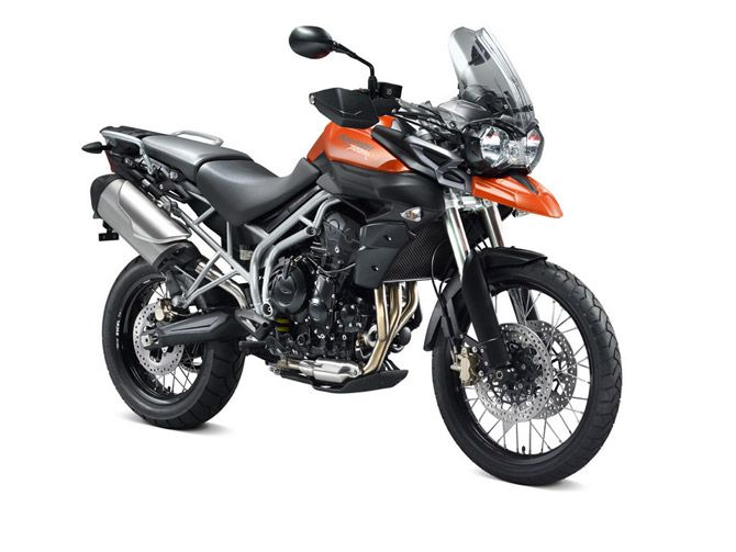 11 triumph tiger800