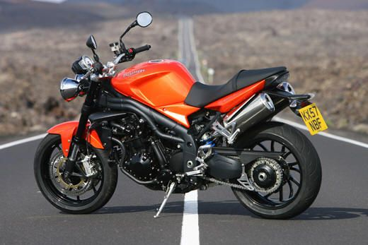 14 speed triple 1050 2008
