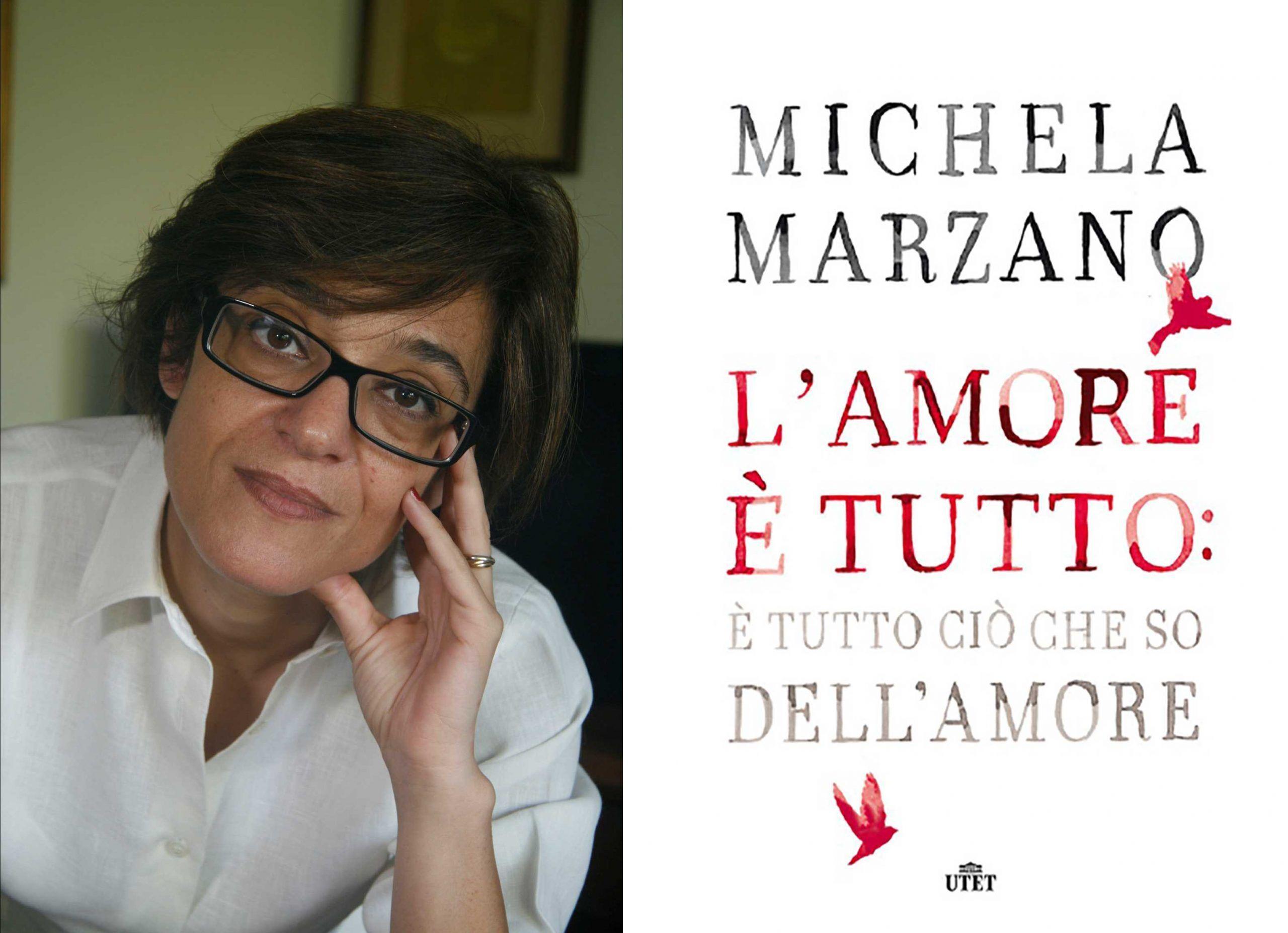 Michela Marzano con L'amore è tutto vince il premio Bancarella 2014