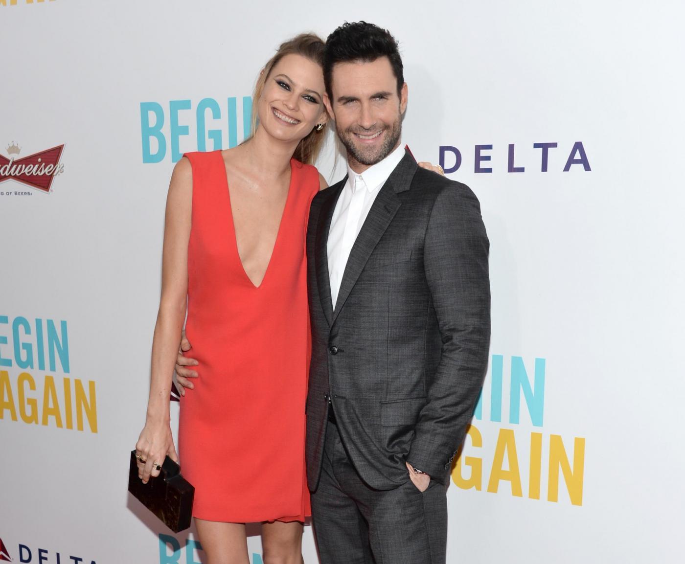 Adam Levine dei Maroon 5 si è sposato: nozze in Messico con Behati Prinsloo
