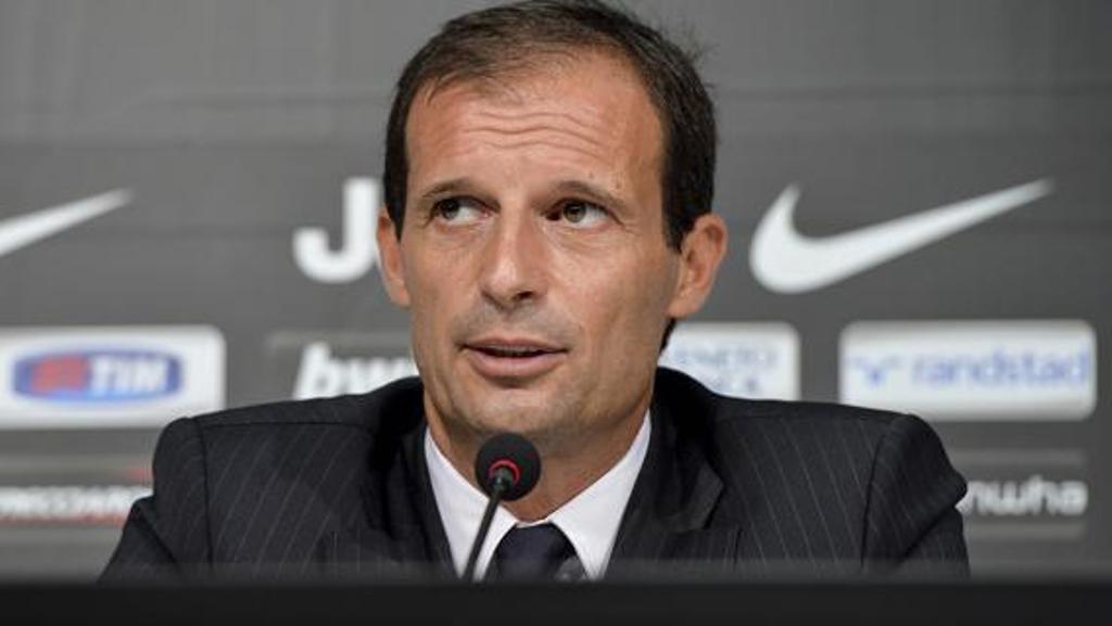 "Juventus, Allegri: ""farò ricredere i tifosi"""