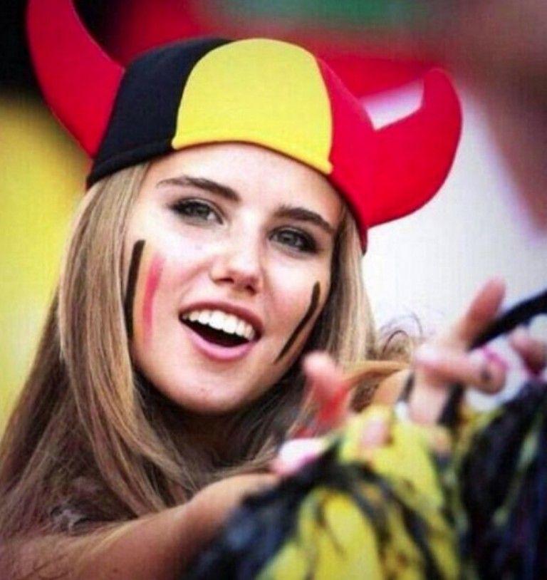 Axelle Despiegelaere, la tifosa belga diventata modella